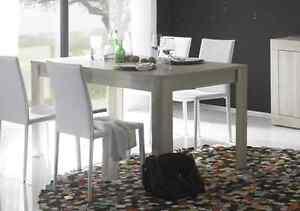 Sala Da Pranzo Rustica : Tavolo da pranzo fisso moderno rustica rovere sala
