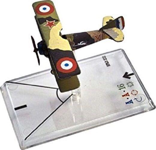 Spad XIII ( fonck ) - Wings of War - Gerra Mundial I - wwo7b - Tatty CAJA