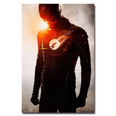 F-661 The Flash Season 3 New TV Series Superheroes Hot Poster 36 27x40 Art Print