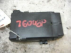 1999 PONTIAC SUNFIRE GT COUPE ALARM ASSEMBLY 16236569 OEM ...