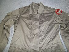 East German (DDR) FEMALE Kampfgruppen der Arbeiterklasse Uniform Jacket-g82-MINT