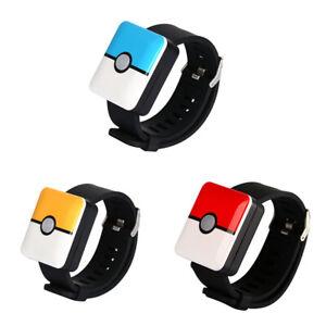 Bluetooth Reloj Inteligente Pulsera Interruptor de banda de carga para Pokemons ir Plus P C5D4