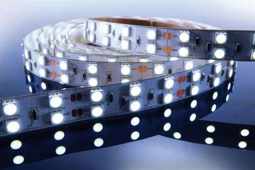 KAPEGO LED Stripe CW 3m 24V IP20 360 LED´s