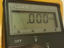 Fluke 70 Series Ii Display Repair Kit And Step By Step Photo Instructions