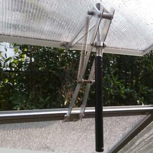 Automatischer Fensteröffner 15 kg Fensterheber Gewächshaus Frühbeet Treibhaus