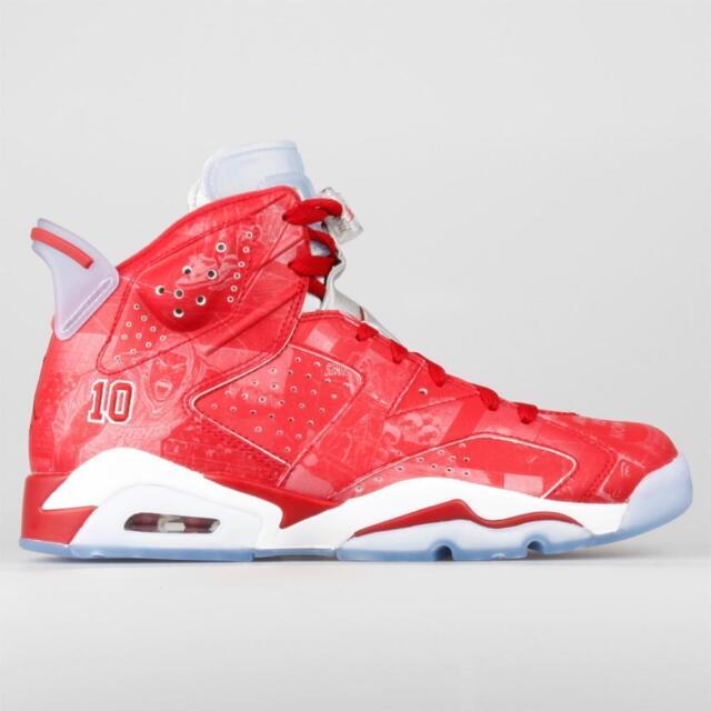 f32484b1c8834 Nike Air Jordan VI Retro 6 Slam Dunk Varsity Red White 717302-600 ...