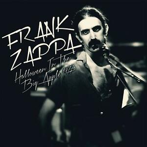 FRANK ZAPPA – HALLOWEEN IN THE BIG APPLE 1977 LIMITED CLEAR VINYL LP (NEW)