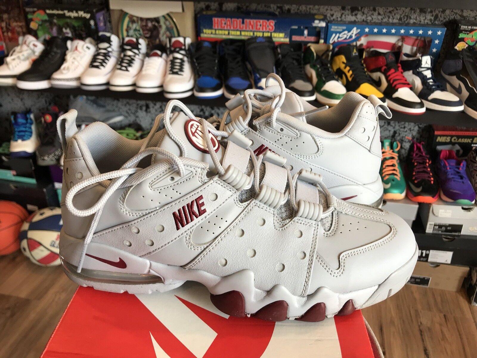 Nike Cb 34 Low Retro Vintage Vtg Size 11 Rare Authentic Og Vnds Nba Barkley