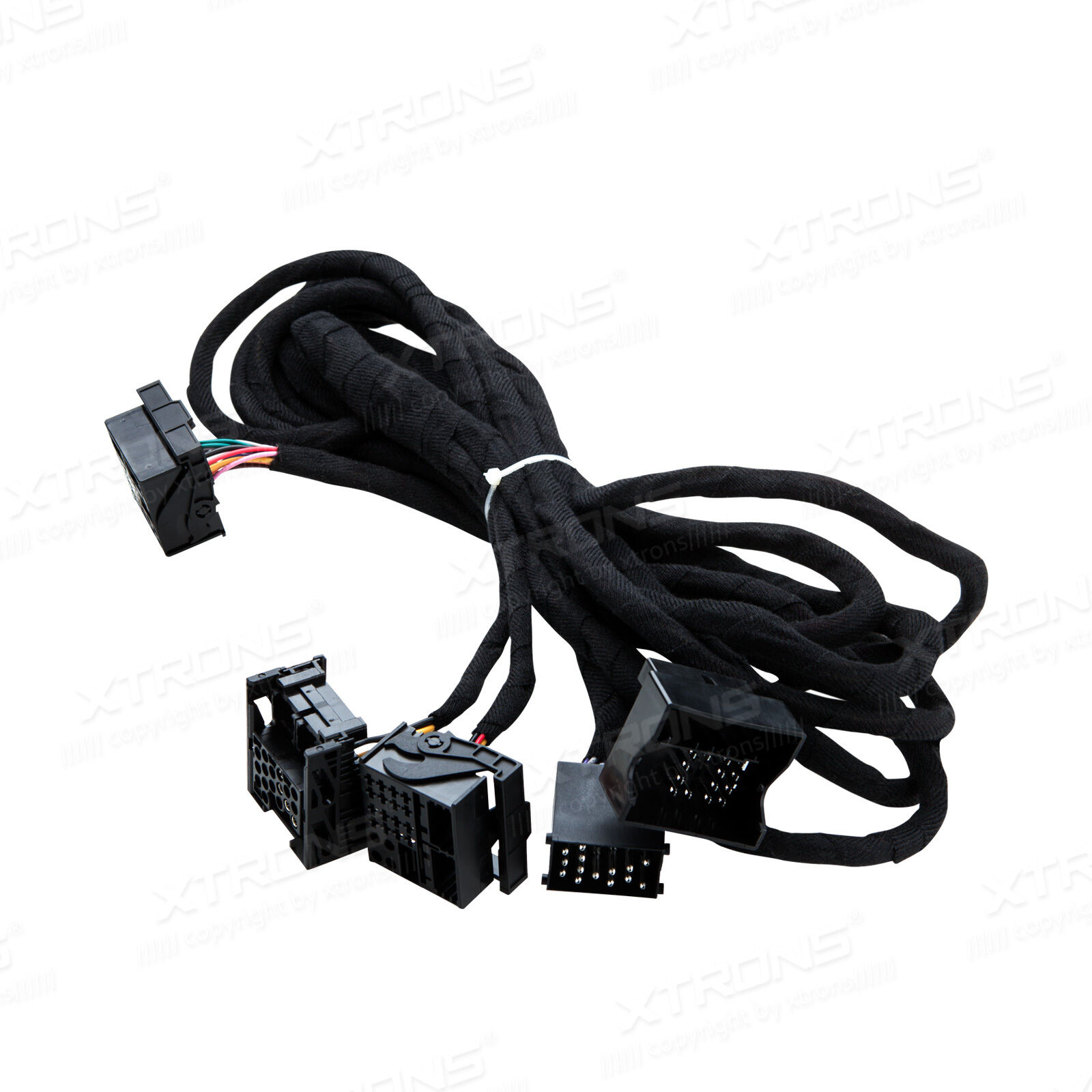 Car Stereo Iso Wiring Harness Extra Long 6m Cable Adapter For Bmw E39 Speaker Norton Secured Powered By Verisign