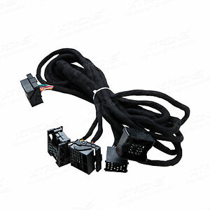 s l300 car stereo iso wiring harness extra long 6m cable adapter for bmw  at suagrazia.org