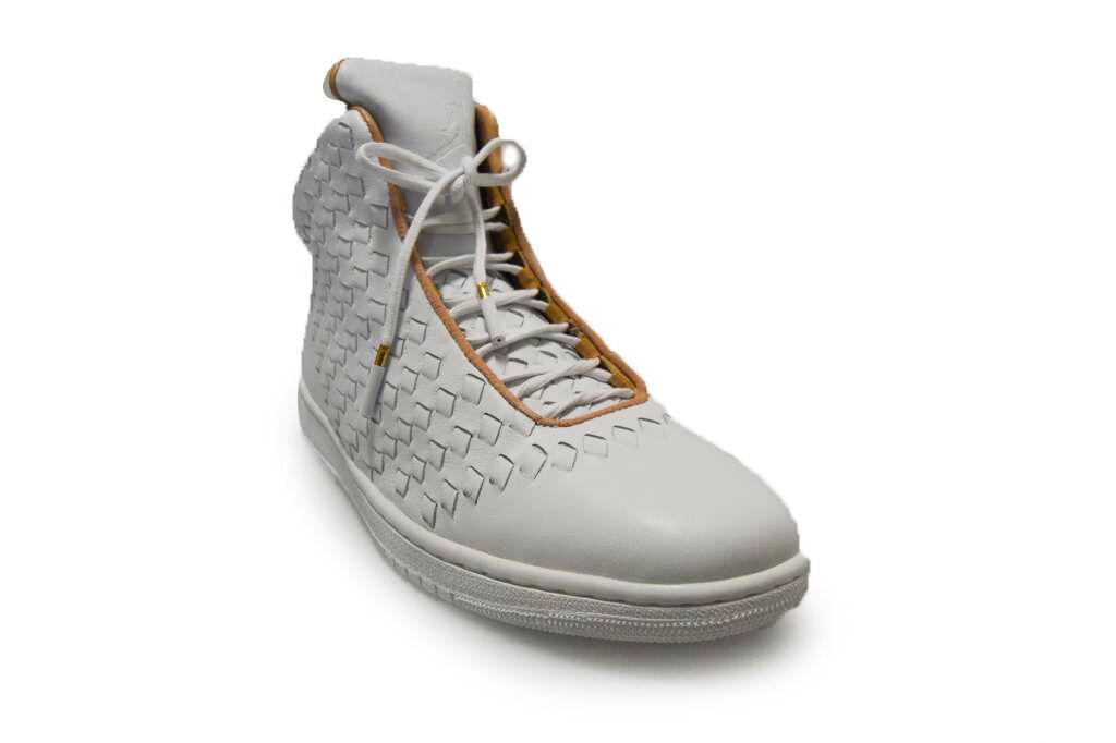RARE Hommes Edition Nike Jordan Shine Ltd Edition Hommes 500 Worldwide - 689480 105 - blanc Vac d15345