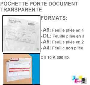 Pochette-porte-document-A5-A4-plie-en-2-adhesive-de-10-a-1000-ex