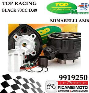 Gruppo Termico Top Performance Am6 Tpr 49 Minarelli Beta Rr Enduro 50 2t 2000