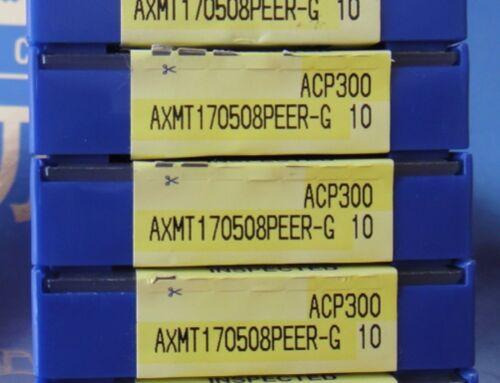 SUMITOMO AXMT170508PEER-G ACP300 Carbide Inserts 10PCS//Box #FP