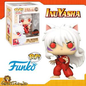 Funko Pop Vinyl Anime Or Animation Manga Evil Inuyasha Special Edition Figure