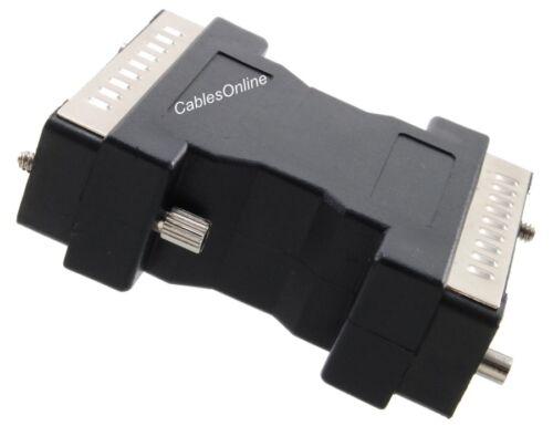 V.35 Female to Female Gender Changer Coupler Adapter CablesOnline GC-102