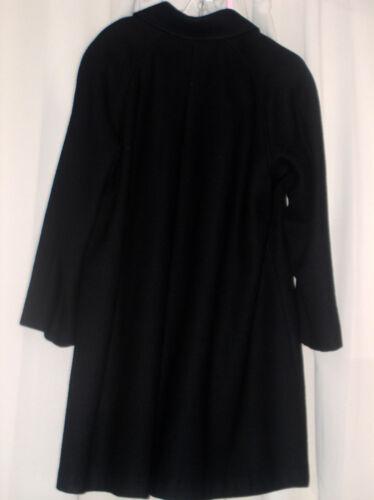 corne boutons noire laine genou 100 Horn Haut et au Carol de satin doublés 6qzgqdw