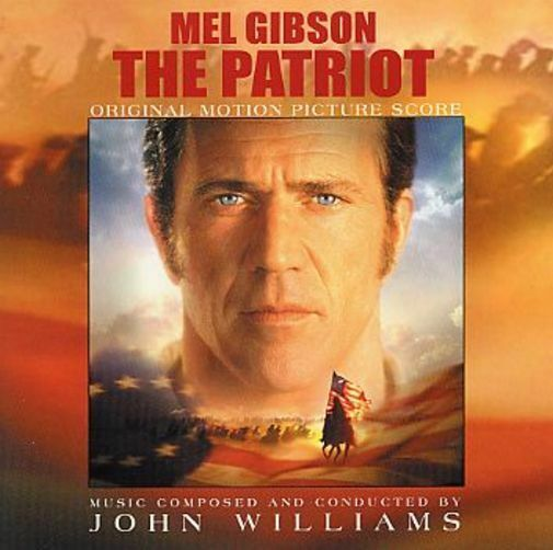 The Patriot (John Williams) (CD)