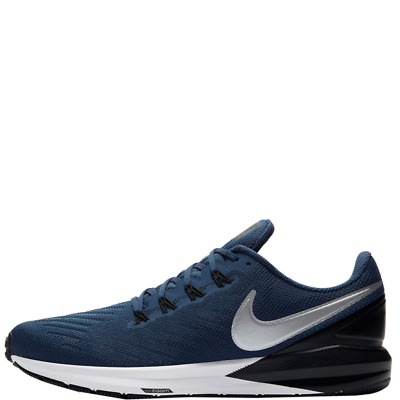 Nike Air Zoom Structure 22 Men's Running Shoes Blue Sneakers 2019 AA1636 406 | eBay