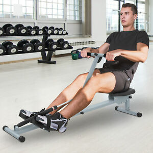 New Rowing Machine for Home Cardio Fitness Workout and Gym Training Fitness