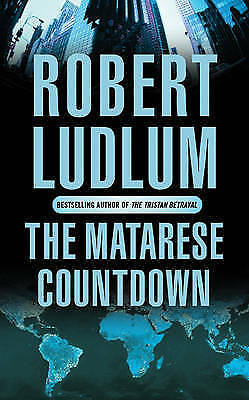 1 of 1 - The Matarese Countdown, Ludlum, Robert, New Book
