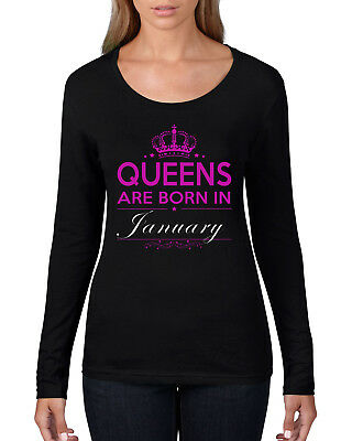 NEW!QUEENS ARE BORN in June Women Racerback Tank Tops S-2XL ALL MONTHS Birthday