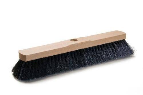 Saalbesen 40 cm mit Haar-Mischung und Stielloch