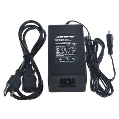 AC Adapter For HP OfficeJet 6210 6210v 6210xi All-in-One Printer Power Supply