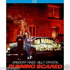 RUNNING SCARED BLU-RAY - GREGORY HINES - BILLY CRYSTAL - AUTHENTIC US RELEASE