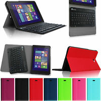 Ultra Slim Case Cover Bluetooth Keyboard For Dell Venue 8 Pro Windows Tablet