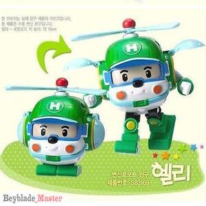 Robocar poli heli transforming robot transformable transformer toy new ebay - Robocar poli heli ...
