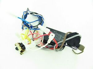 Details about #24 - Used Hampton Bay Ceiling Fan Wiring Harness with on