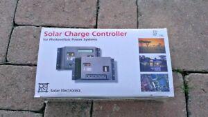 Conscientious Steca Solar Charge Controller 12/24v 8a. Alternative & Solar Energy