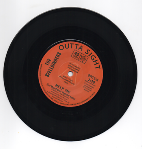 THE-SPELLBINDERS-Help-Me-Chain-Reaction-NEW-NORTHERN-SOUL-DEMO-45-60s-7-034-Vinyl