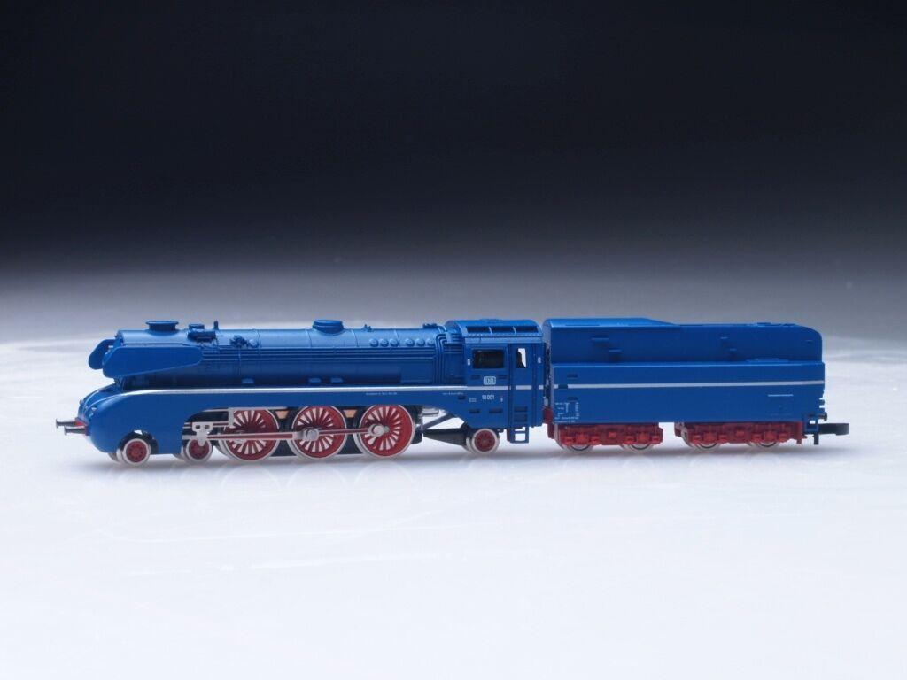 88892 Marklin Z-Scale 5 Asta Express Vapore Locomotiva Db- Class 10 Semplificata