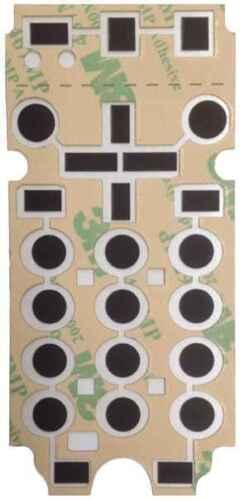 ButtonWorx Keypad Repair Panasonic KX-TG2553S KX-TG2563F KX-TG2583S KX-FPG176