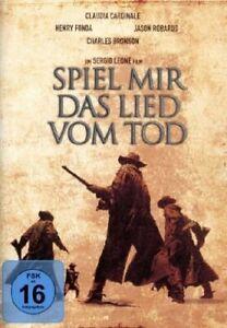 SPIEL-MIR-DAS-LIED-VOM-TOD-DVD-NEUF-CLAUDIA-CARDINALE-HENRY-FONDA