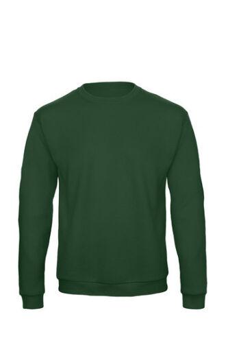 B/&C SWEATSHIRT Pullover Sweat Shirt HERREN XS S M L XL XXL 3XL 4XL NEU