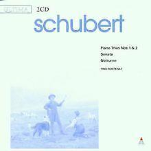 Piano Trios 1 & 2,Sonata von Trio Fontenay | CD | Zustand sehr gut