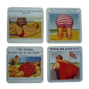 Donald-McGill-1940s-Humour-Seaside-Postcard-Design-Mugs-amp-Coasters