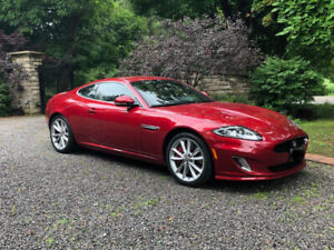 2014 Jaguar XK R Dynamic Supercharged