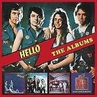 The Albums-Deluxe 4CD Boxset von Hello (2016)