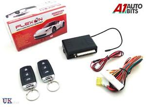 Details about Universal Remote Central Locking Kit For Audi Bmw Lancia on