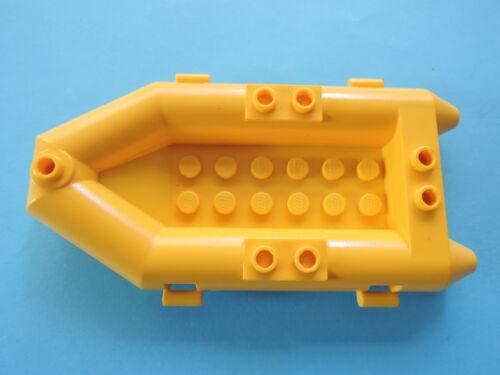 LEGO Barca barca a remi gommone 30086 GIALLO