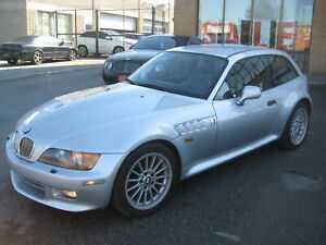1999 BMW Z3 Z3 COUPE  2.8 6CLY RARE & COLLECTABLE