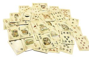 Alice-In-Wonderland-Playing-Cards-Party-Props-Decoration-Theme-Full-Set