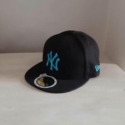 Di Larghe Vedute Kids New York Yankees Mlb 59 Fifty Montato Berretto Da Baseball Blu Elettrico - 6 5/8-mostra Il Titolo Originale Superiore (In) Qualità