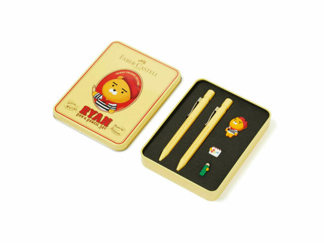 drawing game online with friends Kakao Friends Crayons Set 6 Colors Kids Children Gift Bookstore Ryan Drawing