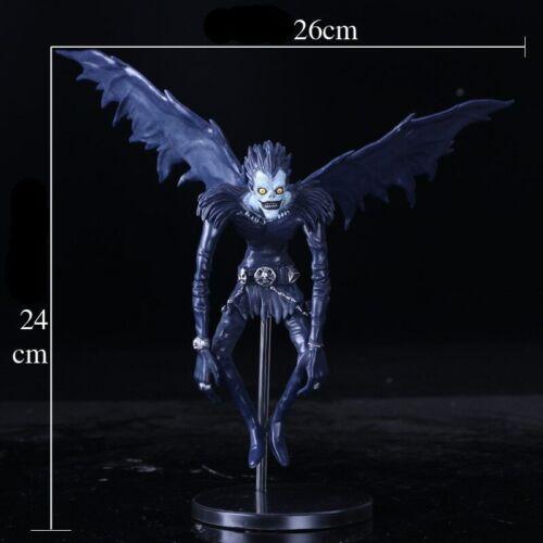 New Death Note L Ryuuku Ryuk PVC Action Figure Anime Collection Model Toy Dolls