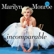 Marilyn Monroe INCOMPARABLE 180g GATEFOLD Best Of 33 Song NEW Vinyl Passion 2 LP